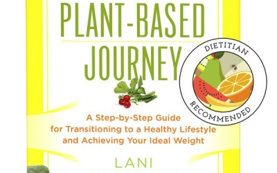 Now Dietitian Recommended:  The Plant-Based Journey Book