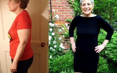 How Janice pulled herself 'out of a hole', lost 15 pounds, and gained her life back + book giveaway