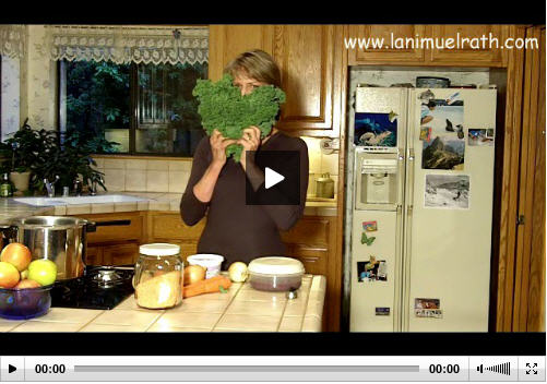 My simple soup trick to up your veggie count and get your skinny on (video)