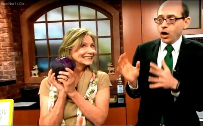 How Not to Die and The Plant-Based Journey with Michael Greger, M.D. and Lani Muelrath on CBS TV