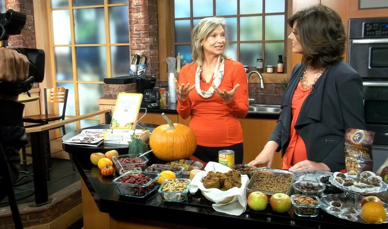"CBS TV Appearance: ""Whole Food Holiday Eats"""