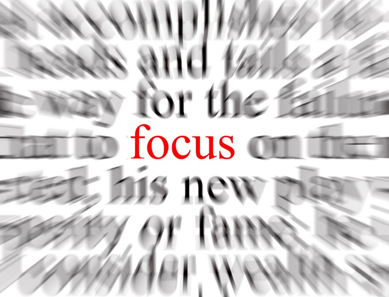 Four Simple Tools For Finding Greater Focus