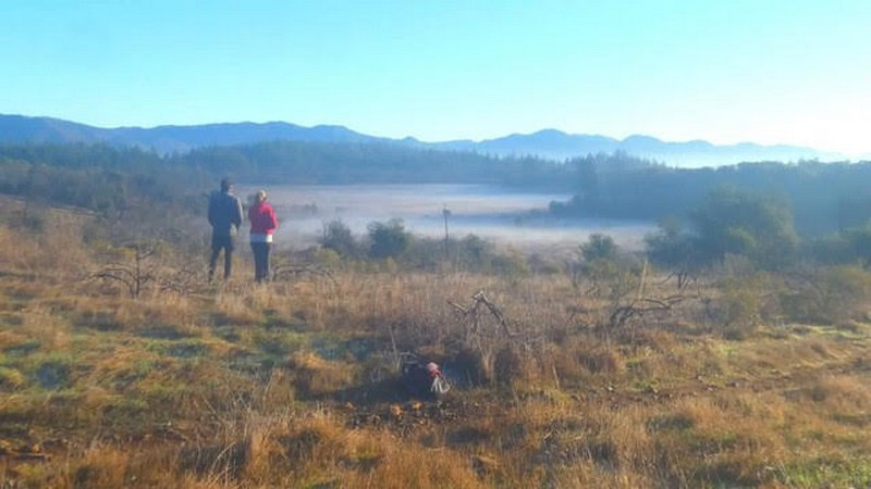 New year, new home in the Sonoma Mountains (video)