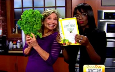 Lani Muelrath on CBS TV: Five Fast Ways To Plantify Your Plate (video!)