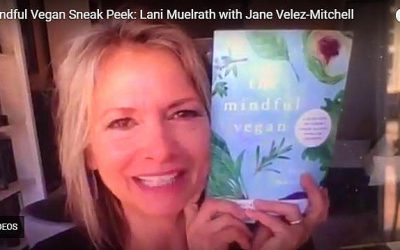 The Mindful Vegan Interview: Jane Velez Mitchell with Lani Muelrath (video!)