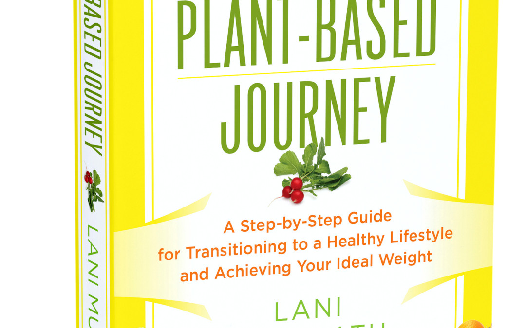 She has a face!  The Plant-Based Journey cover is born