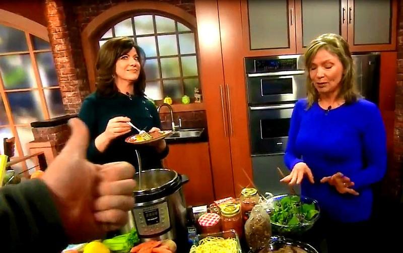 Meaty Plant-Based Bites:  Savory Vegan Eats with Lani Muelrath CBS TV