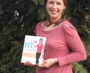 The first reader review of the Fit Quickies book – D'Ann