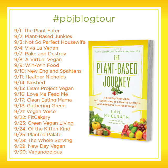 Are You In My New Book?  PLUS The Plant-Based Journey Blog Tour and Complete Table of Contents