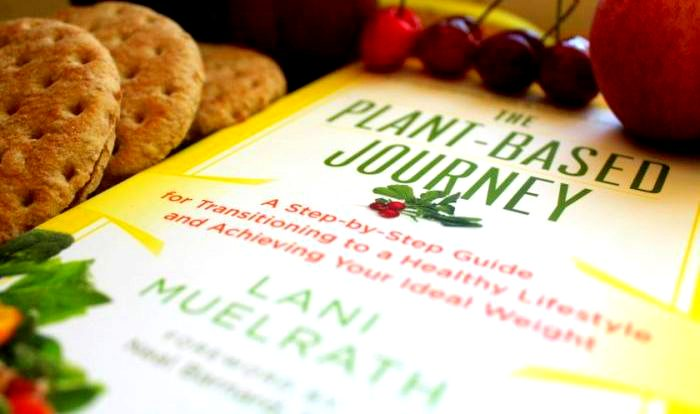 Top Five Tips for Success on Transition to Plant-Based, Vegan Living