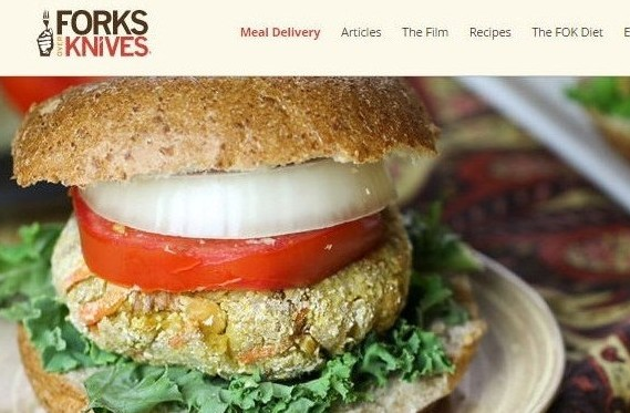 Forks Over Knives Features The Plant-Based Journey Basic Veggie Burger Template