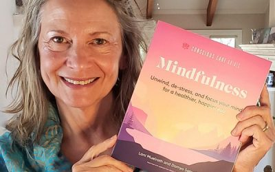 Meet My New Book: Mindfulness: Relax, De-Stress and Focus Your Mind for a Healthier, Happier You