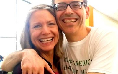 NPR Special Program With Dr. Michael Greger and Lani Muelrath