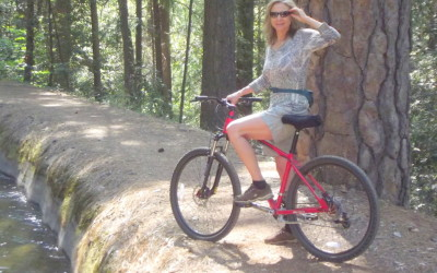 The FDA called, my new mountain bike, Healthy Taste of Sacramento event, and the Prevent and Reverse Heart Disease Cookbook winner is….