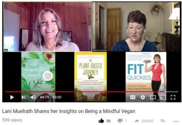 Insights on Being a Mindful Vegan with Lani Muelrath (video)