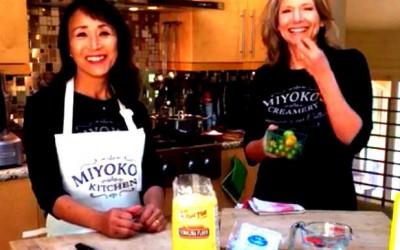 How to Make Italian Pasta with Miyoko Schinner and Lani Muelrath (video!)