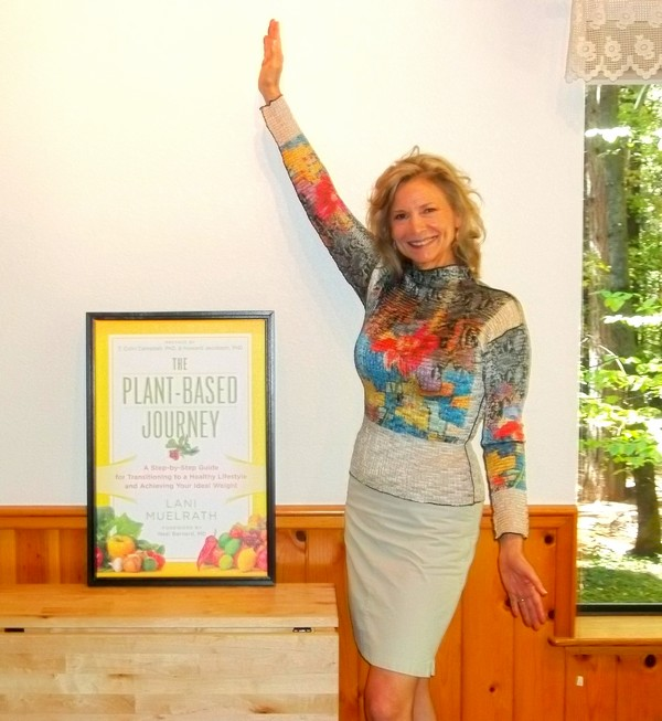 The Plant-Based Journey First Official Book Signing and Party Pictures!