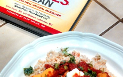 The new Forks Over Knives Plan book and giveaway!